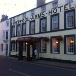The Liverpool Arms Hotel Foto