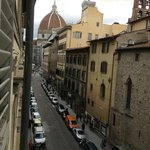 View of the Duomo from our room!