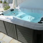 our jacuzzi - you definitely want this!