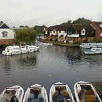 Outstanding views of Wroxham
