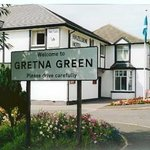 One of only 3 hotels in Gretna Green