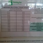 Фотография Holiday Inn Parque Anhembi