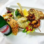 Seafood Special $ 25