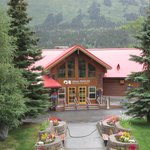 Kenai Princess Wilderness Lodge resmi