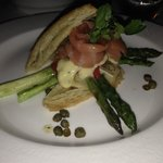 Scottish Smoked Salmon with Puff Pasty - Appetizer