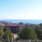 View of the Pacific Ocean from Newport Coast Villas