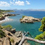Secret beach near Alcudia