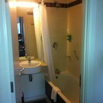 Bathroom in superior room