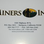 Photo de Miners Inn Motel