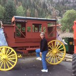 Stagecoach at Inn