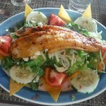 Fresh fish Salad :)