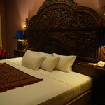 Bed in the Apsara Residence