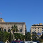 Hotel Castille, next to the President's Palace