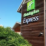 Foto de Holiday Inn Express Milton Keynes