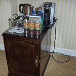 Mini bar and tea/coffee making facilities
