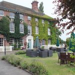 Foto de The Mytton and Mermaid Hotel