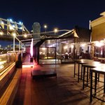 Roof top bar & lounge
