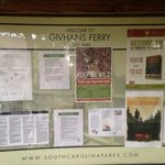 Welcome to Givhans Ferry State Park
