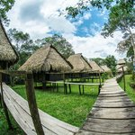 Photo de Cuyabeno River Lodge