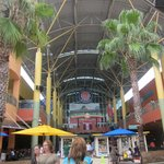 Inside Dolphin Mall