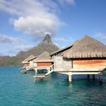 صورة فوتوغرافية لـ ‪InterContinental Thalasso-Spa Bora Bora‬