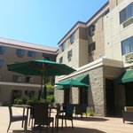 Foto van Courtyard by Marriott Sacramento Midtown