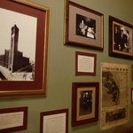 Moosejaw's past photographs on the walls