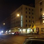 hotel genova from street view