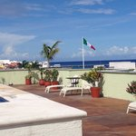 Photo de Hotel Plaza Cozumel