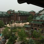 Φωτογραφία: Disney's Wilderness Lodge