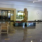 Infront of Reception