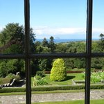 Garden and Ailsa Craig