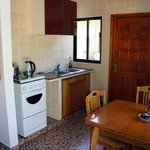 Kitchen (Orchid self catering)
