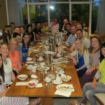 iRadio Staff BBQ night in The Hodson Bay Hotel August 2014