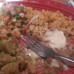 Chili Verde...Sorry I ate some.