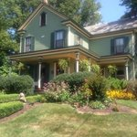 Foto de The Widow McCrea House Victorian Bed and Breakfast