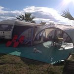 Photo de Camping Las Dunas