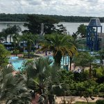 Bay Lake Tower at Disney's Contemporary Resort Foto