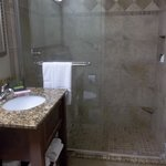 wonderful tiled shower