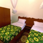 Kigali gorilla residence-Twin bed self contained