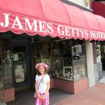 Foto James Gettys Hotel
