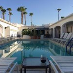POSH Palm Springs Inn resmi