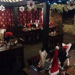 Xmas time at the white horse