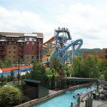 Φωτογραφία: Wilderness at the Smokies Resort