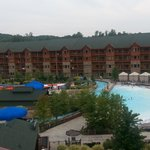 Foto de Wyndham Vacation Resorts Great Smokies Lodge