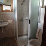 Bathroom - small but functional