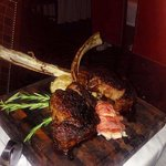 Tomahawk and Lobster from Bull & Bear Orlando