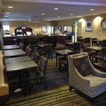Foto van Holiday Inn Express Hotel & Suites Sandy