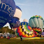 Bristol International Balloon Fiesta 2014 In August