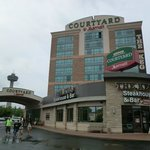Foto di Courtyard by Marriott Niagara Falls